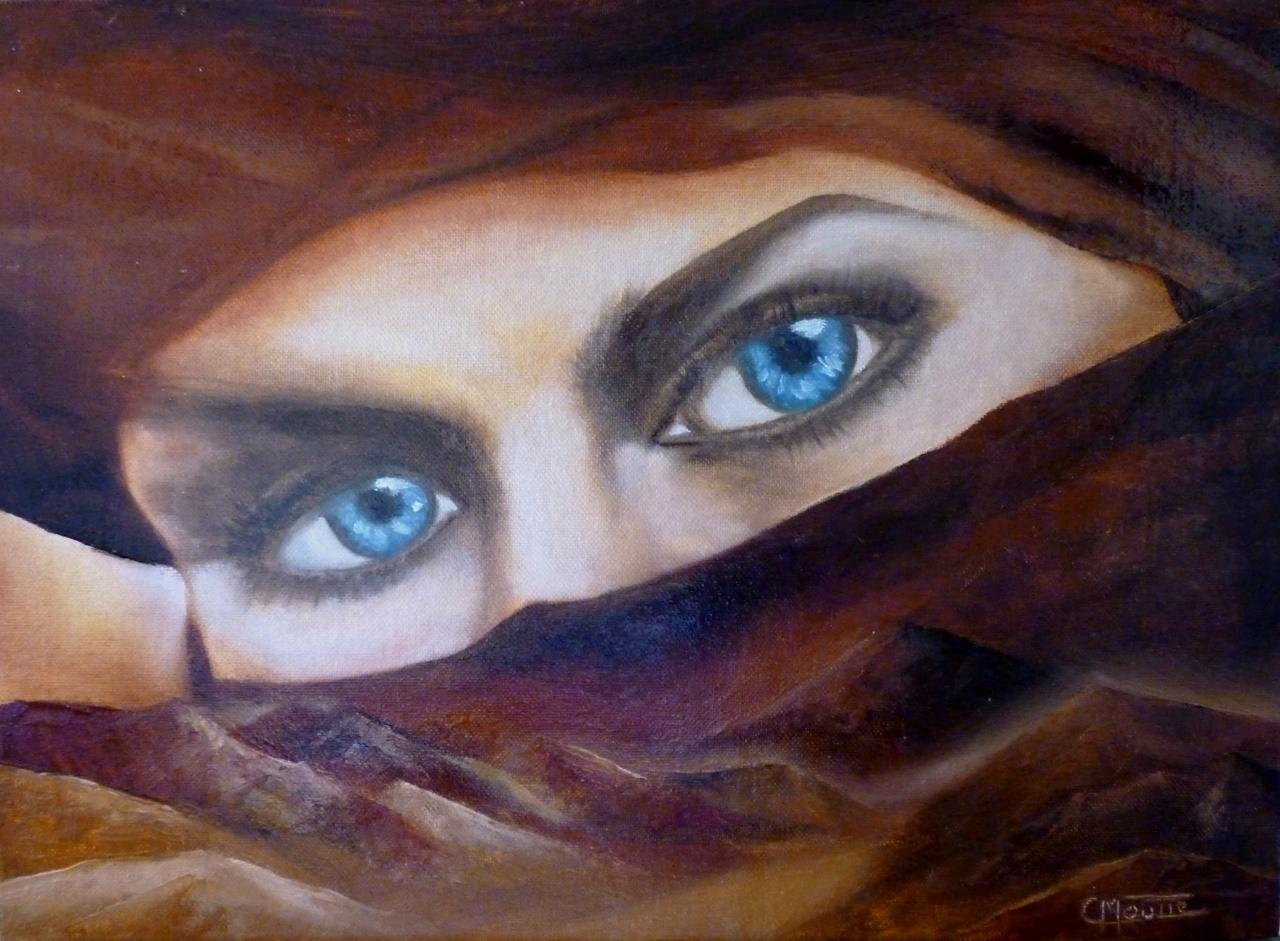 Yeux Peinture Huile,Jusqu À 86% Moins Cher,