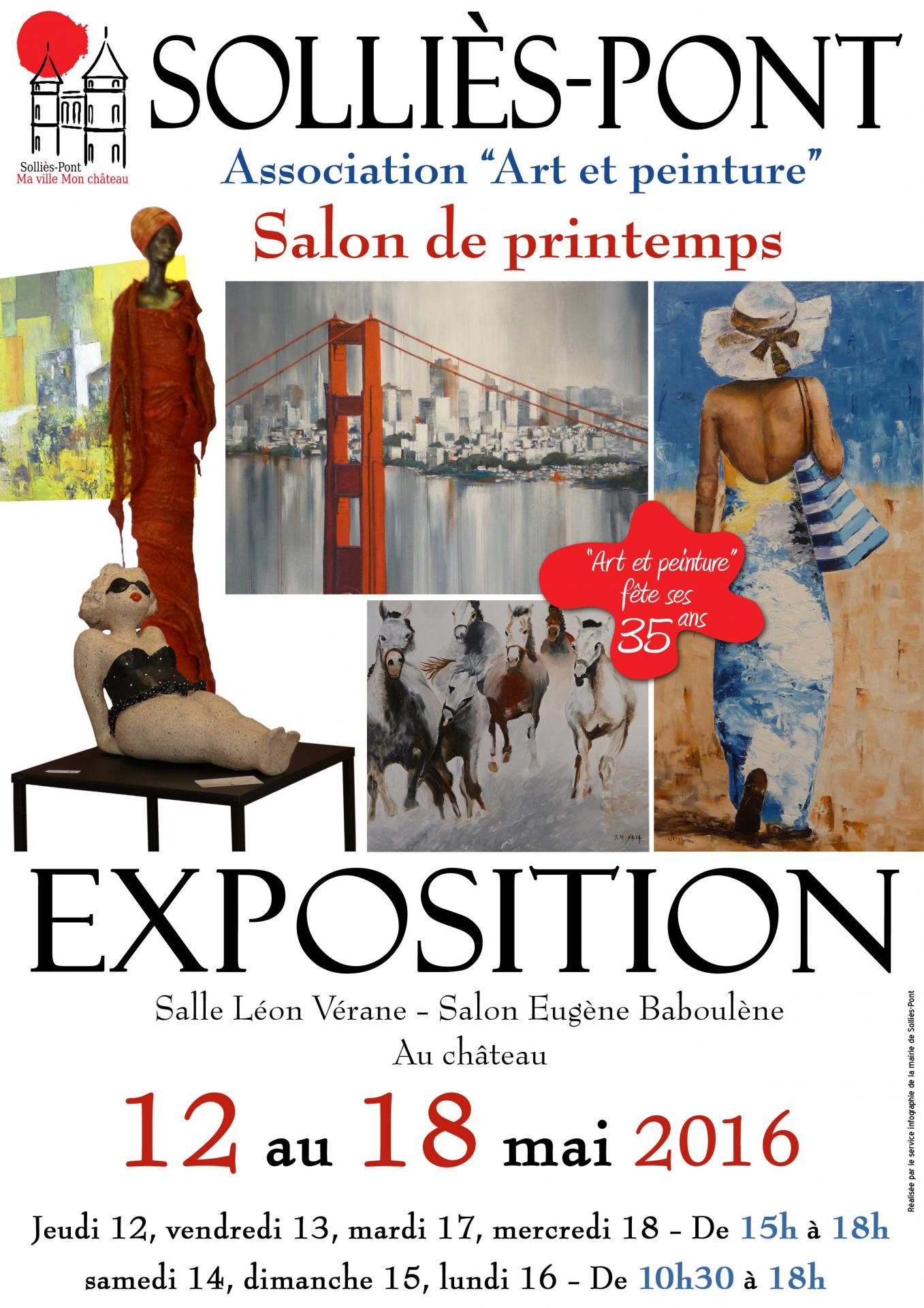 Affiche exposition 2