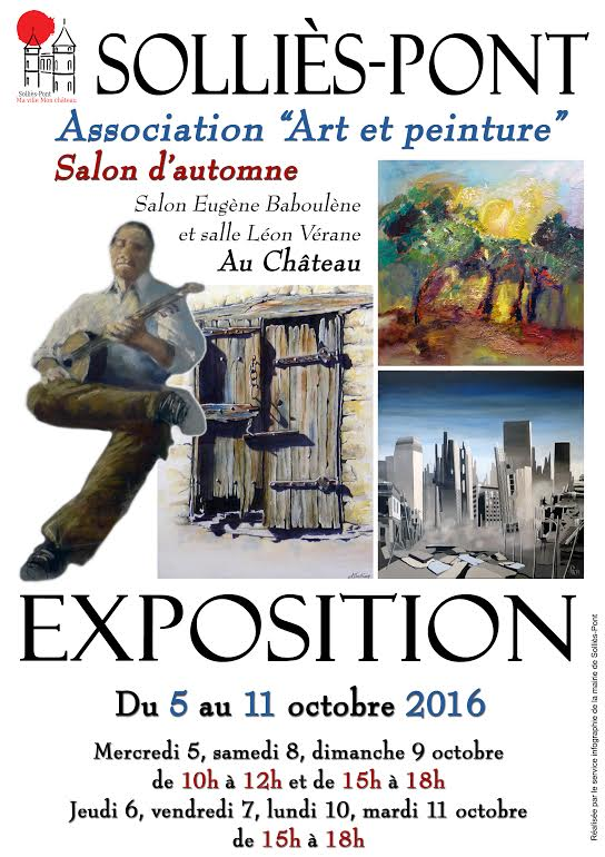 Expo art et peinture
