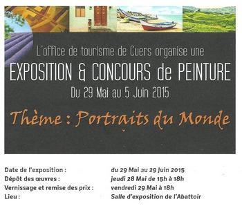 Expo concours du 28 mai 2015